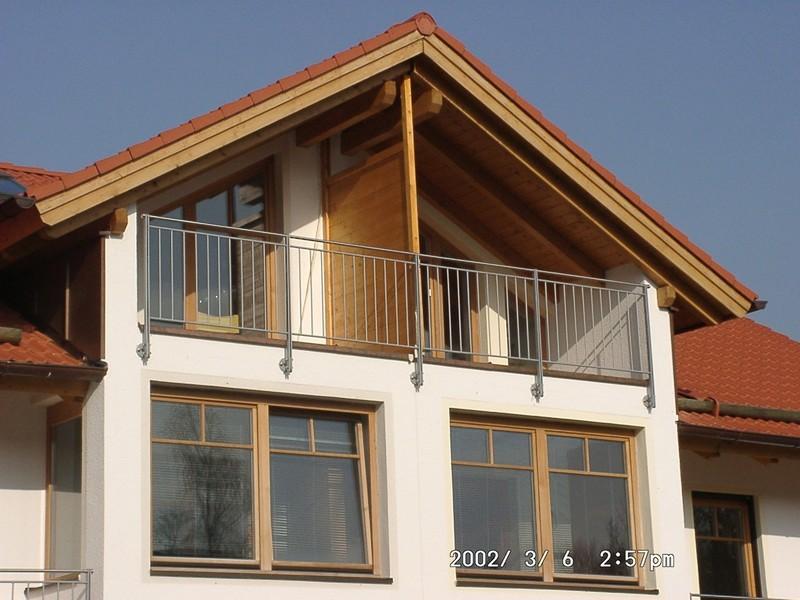 larasser metallbau gel nder zaun und balkon. Black Bedroom Furniture Sets. Home Design Ideas